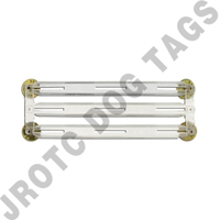 "Ribbon 9 Rack 1/8"" Spaced (Each)"
