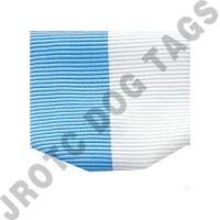 Light Blue/White Drape (Each)