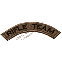 Rifle Team OCP Tab
