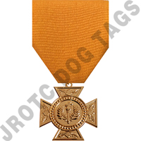 Cadet of the Month Stock Medal