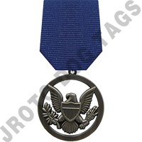 Cadet of the Year Stock Medal