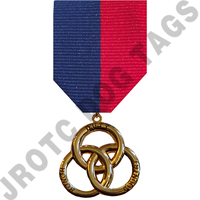 Community Service Stock Medal