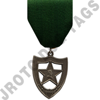 Excellence Stock Medal