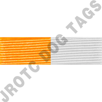 JCC Color/Honor Guard Ribbon