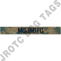 Woodland MCCU MCJROTC sew on (each)