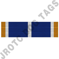 NS II Outstanding Cadet NJROTC Ribbon Award (each)