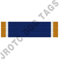 NS I Outstanding Cadet NJROTC Ribbon Award (each)