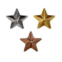 "Ribbon Attachment Star 3/16"" (Each)"