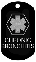 Chronic Bronchitis T124 - Buy one Get one FREE