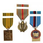 National Medal sets