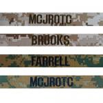 Marine Name Tapes