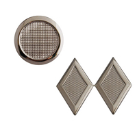 Exhibition Army Cadet Rank Pin On (Pair)
