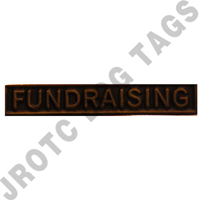 Fundraising (Bronze) Ribbon Bar Attachment