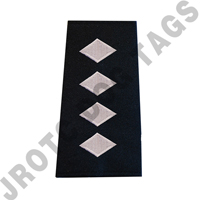 City Corps Commander small Epaulet Army Cadet (pair)
