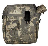 MOLLE 2 QT. Bladder Canteen Cover ACU (12 PK)
