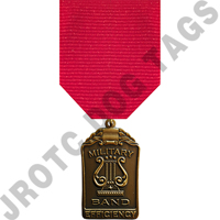 Band Stock Medal