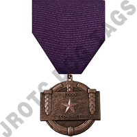 Good Conduct Stock Medal