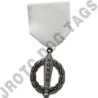 Honor Cadet Stock Medal