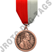 Leadership Stock Medal