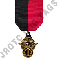 Recruiting Stock Medal