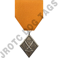 Saber Team Stock Medal