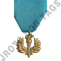 Staff Stock Medal