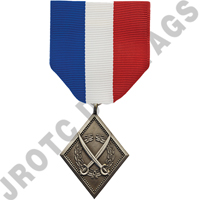 Patriotic #2 Stock Medal