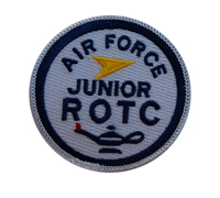 USAF JROTC Color Patch