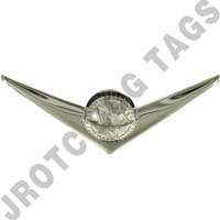 Ground School Air Force Junior ROTC Badge (each)