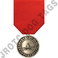 JCC Community Enrichment Medal Set