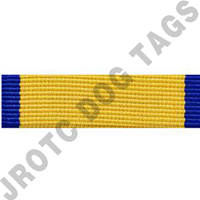 Marine Corps Navy League Youth Ribbon Award