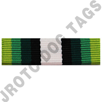 Marine Corps District Scholastic Achievement Ribbon Award