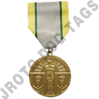 MCJROTC Athletic Participation Medal Set