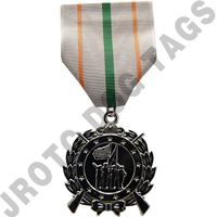 MCJROTC Best Drilled Squad Medal Set