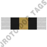 Distinguished Unit NJROTC Ribbon Award (each)