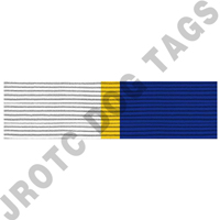 Distinguished Cadet NJROTC Ribbon Award (each)