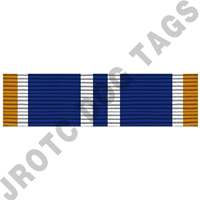 NS III Outstanding Cadet NJROTC Ribbon Award (each)