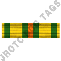 Community Service NJROTC Ribbon Award (each)