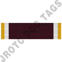 Drill Team NJROTC Ribbon Award (each)