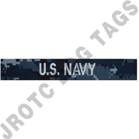 NWU Enlisted U.S. Navy Nametape