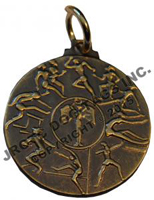 Physical Fitness Medal (Medal Only Each)
