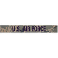 ABU Name Tape U.S. Air Force (Each)