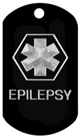 Epilepsy Medical T122 -Buy one Get one FREE